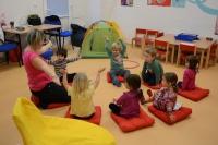 Tábor pro malé děti